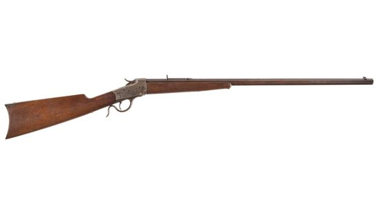 Browning Brothers Marked Winchester Model 1885 Rifle