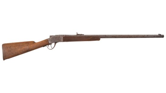 Evans & Spencer Marked Sharps-Borchardt Model 1878 Rifle