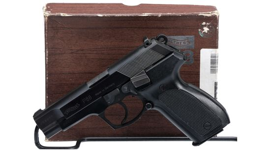 Walther Model P88 Semi-Automatic Pistol with Box