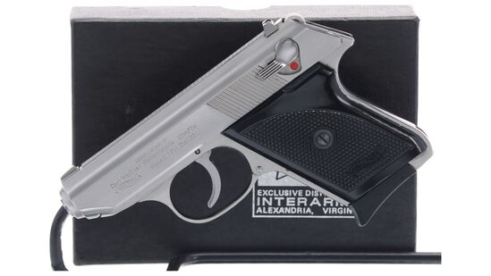 Walther/Interarms TPH Semi-Automatic Pistol with Box