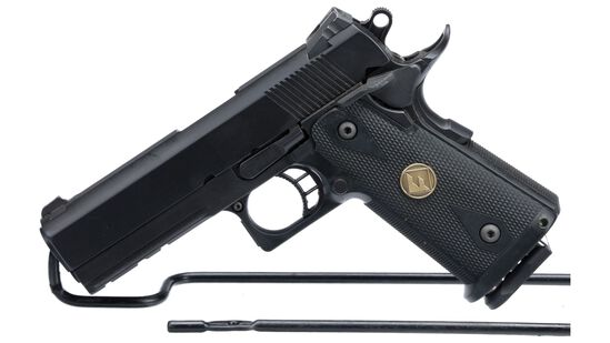 Fusion Firearms 2011 Semi-Automatic Pistol