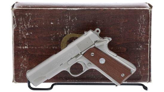 Colt Combat Commander Semi-Automatic Pistol with Box