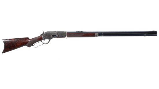 Special Order Winchester Deluxe Model 1876 Rifle