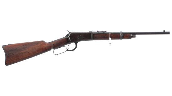 """Winchester Model 1892 Trapper 16"""" Barrel Carbine"""