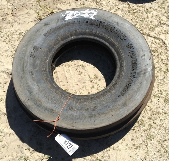 FRONT TRACTOR TIRE 9.5L-15
