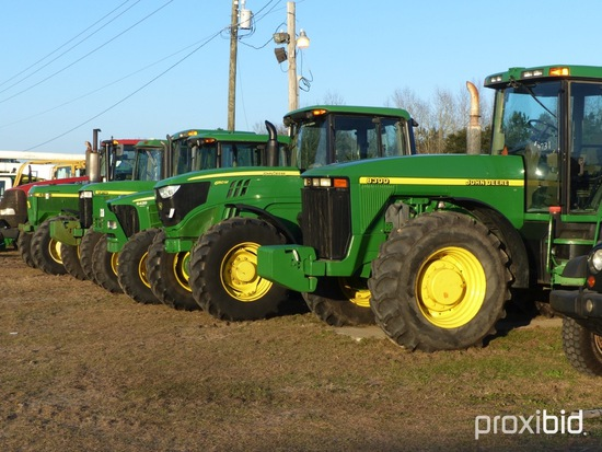 2020 Annual Public Equipment Consignment Auction