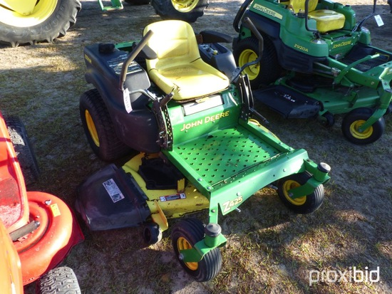 JOHN DEERE TRAC 425 RIDING 48'' LAWN MOWER