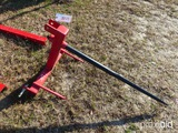 RED 3PT. HAY SPEAR