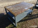 STEEL TOP WORK TABLE