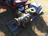 IRRIGATION PUMP W/ 45hp. ELECTRIC MOTOR