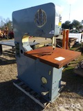 COMMERCIAL METAL / WOOD BAND SAW WOOD