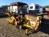 CASE TRACTOR WITHOUT WHEELS / MOTOR PERFECT CONDITION