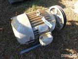 LARGE ELECTRIC MOTOR ROW 2