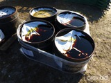 (4) CATTLE TUB CRYSTALYX