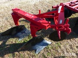 (2) RED BOTTOM PLOWS