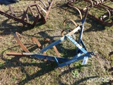 FORD BLUE 1-ROW 3pt. CULTIVATOR