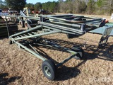 HYDRAULIC LIFT TO LOAD AIR PLANES **USED FOR DEER STAND**