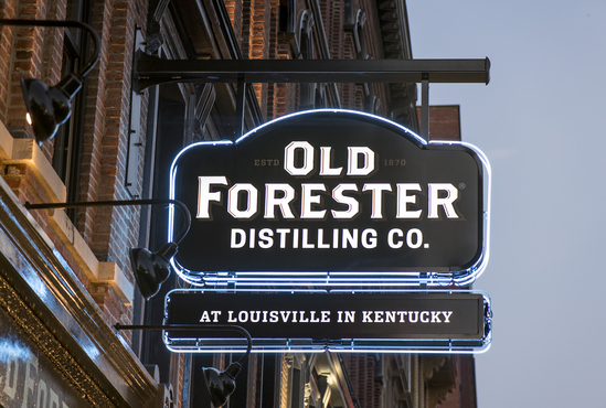Old Forester Single Barrel and Selection Experience