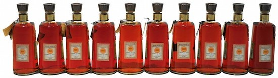 Four Roses Icons of Whiskey Collection – 10 Bottles
