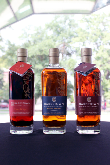 Bardstown Bourbon Co. signed bottles & experience