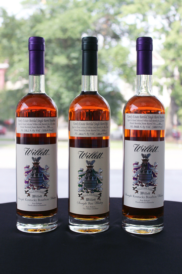 Willett Family Estate Single Barrel Collection