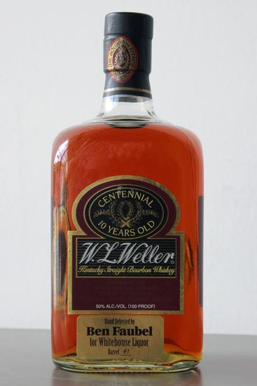 W.L. Weller Centennial 10-Year