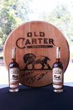 Old Carter Bourbon & Barrelhead