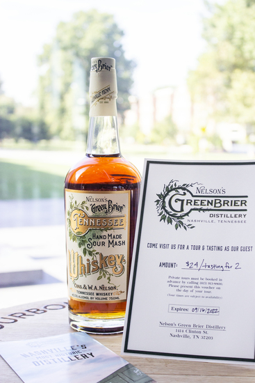 Nelson's Green Brier Distillery Experience