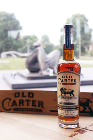 Old Carter 13 Year Bourbon