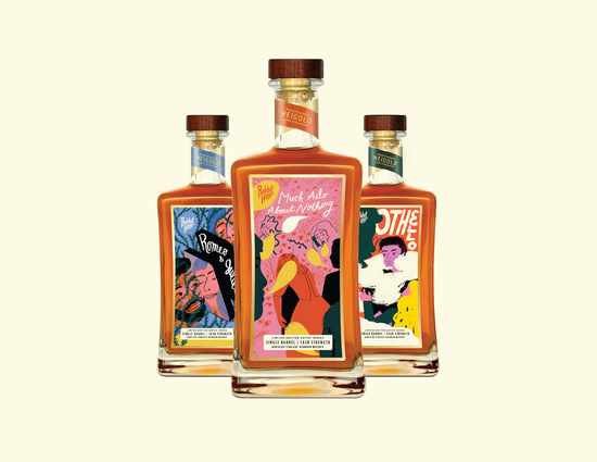 Rabbit Hole Single Barrel picked with Founder & Whiskey Maker Kaveh Zamanian