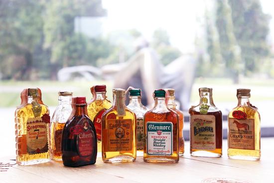 Mini Bottle Collection