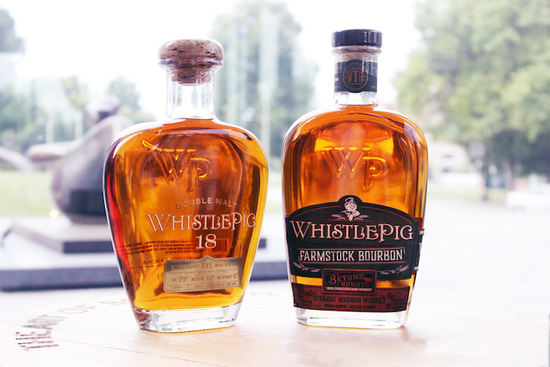 WhistlePig Whiskey Set