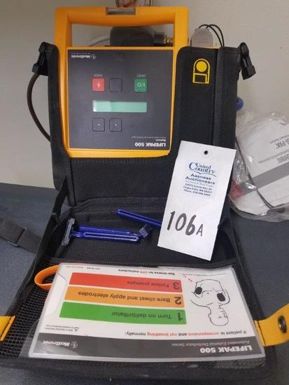 LIFEPAK 500 MEDTRONIC Defibrillator