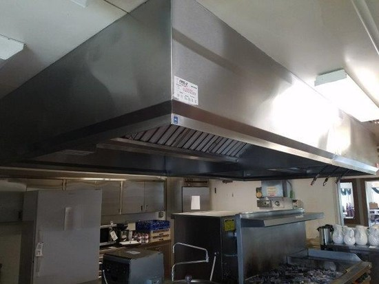 Commercial Ansel/Ventilation System
