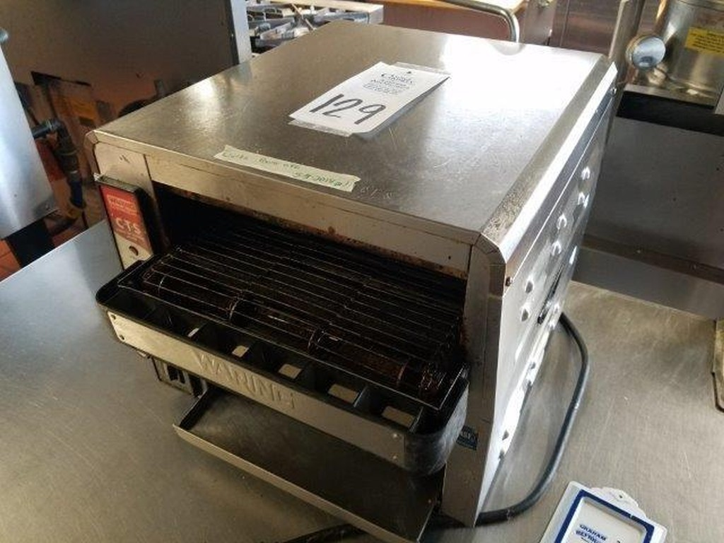 Commercial Conveyour Toasting System