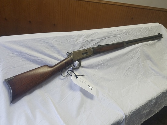"""""""Winchester 1894 Rifle Cal. 25-35"""