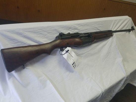 Johnson M 41 Rifle Cal 30-06
