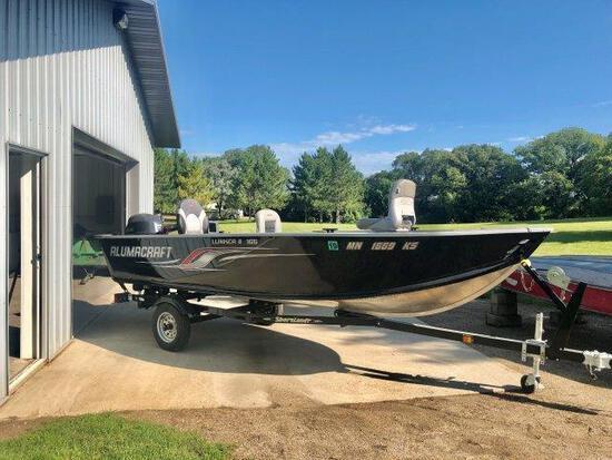 LATE MODEL FISHING BOAT