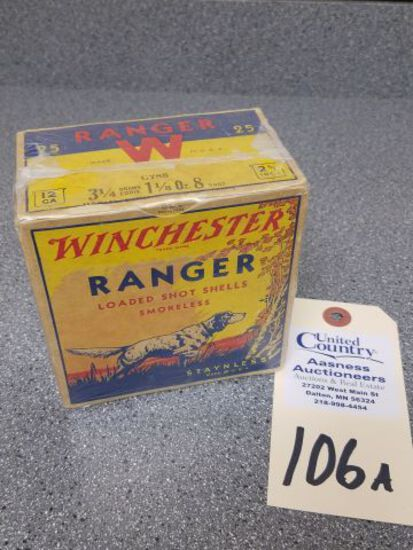Winch Ranger 12 Ga