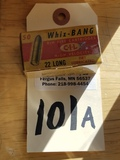 Canadian Industries Limited Whiz Bang .22 Long