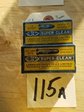 Canadian Industries Limited Super Clean .22