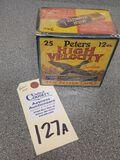 Peters High Velocity 12 Ga.