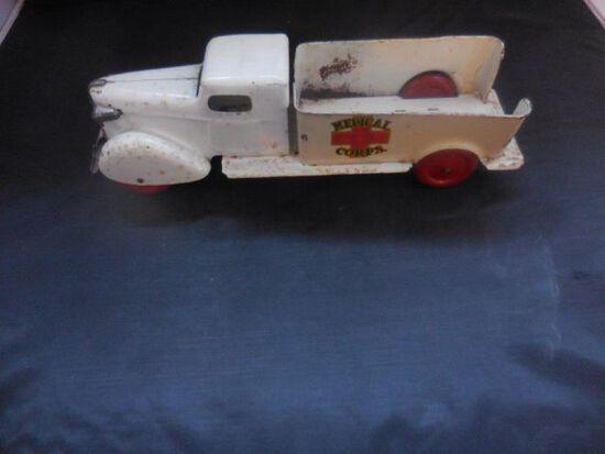 "Wyandotte ""Medical Corp"" Truck"