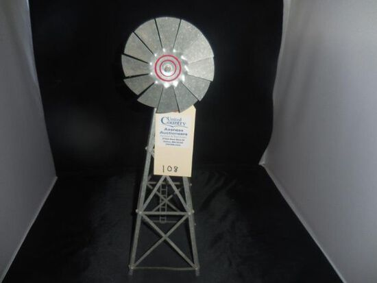 Robertson Well Drilling Windmill