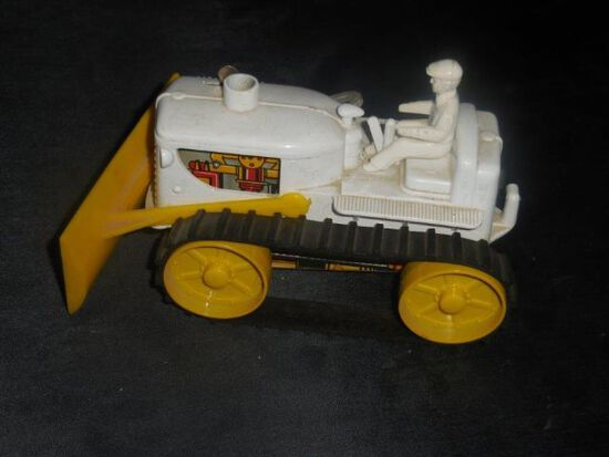 Marx Bulldozer- Plastic