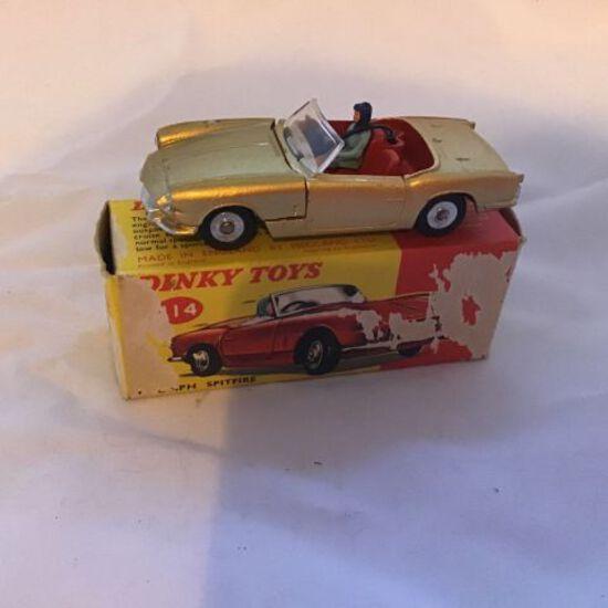 Dinky Car w/box