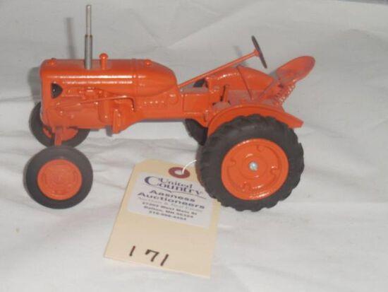 Die Cast Allis Chalmers Model B Tractor