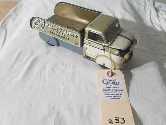 Marx Wrecker & Repair Truck