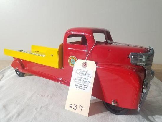 Marx- Lumars contractors truck