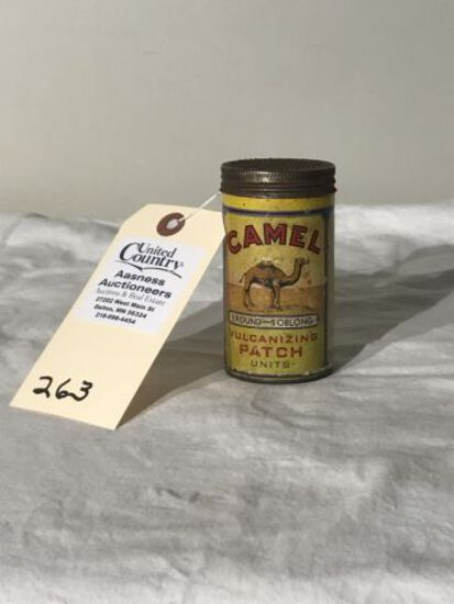 """""""Camel"""" Vulcanizimo Patch Kit"""